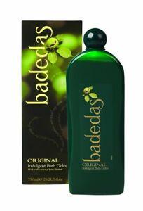Badedas Original Rich Bath Gelee with Extract of Horse Chestnut 750ml/25oz,1pack