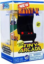 Tiny Arcade Namco NEW RALLY X  Worlds Smallest Playable arcade toy game.