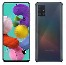 Samsung Galaxy A51 in Black Handy Dummy Attrappe Requisit Deko Aussteller