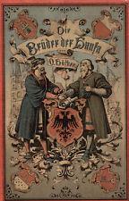 Höcker, Oskar. Die Brüder der Hansa. Historische Erzählung...1907