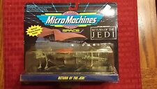 Vintage Star Wars Micro Machines 3 Pack w/ Stands 65860 Collection #3