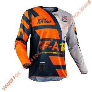 Motorcycle Mtb Jersey 2021 Atv Bmx Dirt Bike Motocross Breathable Cycling Shirt