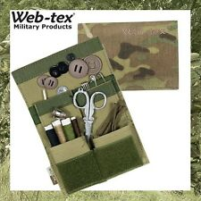 Web-tex Military Sewing Kit British MTP MultiCam scout survival outdoor pursuits