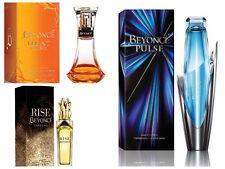 Beyonce Heat Rush, Rise & Pulse 3 Bottles of Perfume - (3) 1 FL OZ