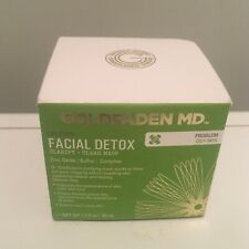 Goldfaden MD Facial Detox Clarify + Clear Mask 50ml New & Boxed