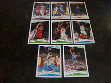 2005-06 Topps Basketball---1st Edition---Lot Of 8---Stars Only---See List---NrMt