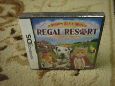 Paws & Claws: Regal Resort  (Nintendo DS, 2010)