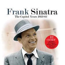 Frank Sinatra : The Capitol Years 1953-62 CD Box Set 12 discs (2014) ***NEW***