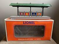 Lionel 6-14096 Station Platform O Gauge Model Train Railroad RR