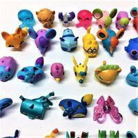 Lot 10pcs Animal Jam Adopt A Pet/Dress up friends LPS figure Kid Toy Gift Random