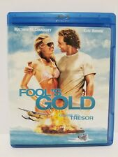 Fool's Gold - Blu-ray movie - Canadian - no scratches - tested - with Warranty