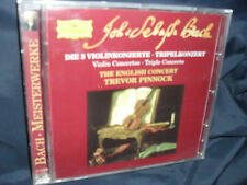 Bach-I 3 Violinkonzerte-The English Concert/PINNOCK