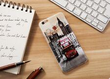 Fashion Handyhülle für Apple iPhone 6S Tasche Hülle Case Cover - London