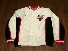 Authentic Mitchell & Ness Chicago Bulls Warm Up Jacket  Jordan Pippen sz L (44)
