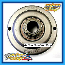 GO KART COMER SW80 11 TOOTH CLUTCH DRUM GIVES YOU MORE TORQUE