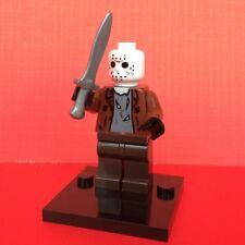 1X Horror Movie Friday The 13th Jason Vorhees Mini Figure Toy