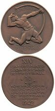 Campeonato Sudamericano 1942. Participation medal. World Cup 1938