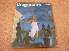 Dragon Publishing Dragontales book - fiction anthology