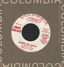 (Hear) 1969 Jimmy Walker Pop Rock DJ 45 (Dawn Go Away)