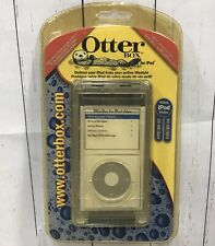 Otterbox Apple Ipod Photo 30 60 GB Click Wheel Water-resistant hard case Vtg NOS