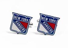 New York Rangers Cufflinks NHL Hockey