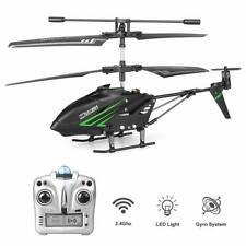 RC Helicopter with Remote Control, Gyro -RC -Helicopter for -Kids, 3.5HZ Alloy