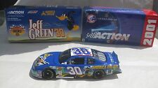 Rare Nascar 30 Jeff Green Looney Tunes Monte Carlo 124 Scale Diecast 2001 dc1074