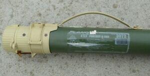 "Vintage Plano Protect-A-Rod Model 3072 42""-72"" Adjustable Fishing Rod Case"