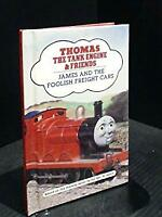 James and the Foolish Freight Cars Hardcover Wilbert Vere Awdry