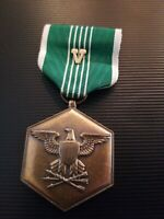"VIETNAM Army Commendation Medal With Combat ""V"" $7.99 SEE STORE FOR SALE"