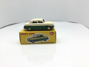 Atlas Rare 1/43 Diecast Dinky Toys 162 FORD ZEPHYE SALOON CAR MODEL COLLECTION