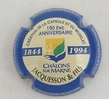 capsule champagne JACQUESSON & fils 150eme anniversaire n°15