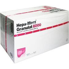 HEPA MERZ GRANULAT 6000 Btl. 100St PZN: 7470016