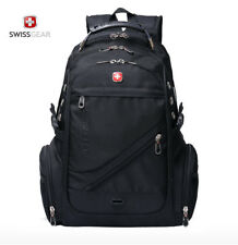 NEW Wenger Swissgear Style Laptop Backpack Notebook Bag Rucksack Outdoor 2019 UK
