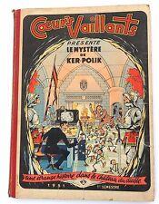 COEURS VAILLANTS Album 1951 1er semestre. n°1 à 26. Bel état