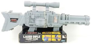 Star Wars ROTJ Laster Rifle Carry Case for Action Figures 1984 Kenner No. 71530
