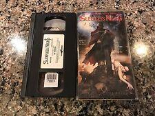 Sleepless Nights VHS! 2003 Vampire Terror! Fright Night 2 Vamp Lost Boys Bitten