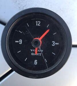 Volvo 240 Small Dash Clock - Original