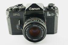 "Canon F-1 ""Lake Placid 1980"" mit FD 1:1.8/50mm (S.Nr.: 606222/1441496)"