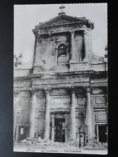 WW1 War Bombardment ARRAS The Cathedral - Pub by Levy