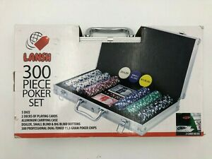 Lansh 300-Piece Poker Set