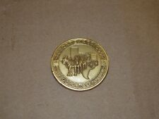 Winchester Commemorative Rifle Butt STOCK MEDALLION, TEXAS, Great Gift!