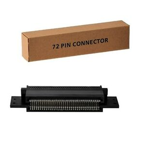 New Tight 72 Pin Connector Nintendo Entertainment System NES Cartridge Repair