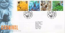 CARNIVAL FIRST DAY COVER 25.8.1998     POST FREE UK