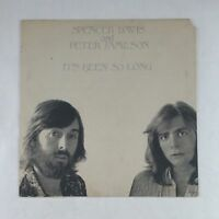 SPENCER DAVIS PETER JAMESON It's Been So Long 4111 LP Vinyl VG+ Flap Cvr VG+nr++