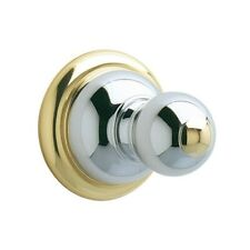 Price Pfister Robe Hook - Chrome & Brass - New In Box - Free Shipping