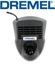 DREMEL Cargador de batería (7.2V-Li & 10.8V-Li) (para el: DREMEL 8100, 8200 y 8300)