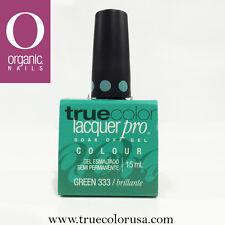 Organic Nails. Lacquer Pro Coleccion Sweetdream - Green 15ml (65132)