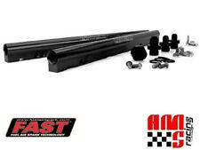 FAST Black Anodized Billet Fuel Rail - Chevrolet LS3 LS7 L76 L99 w/ LSXR Intake