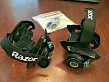 Razor Roller Skates Shoes Jetts Heel Wheels Sneakers Kids Adult